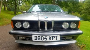 1987 BMW 6 series 635csi shadowline 2dr coupe For Sale