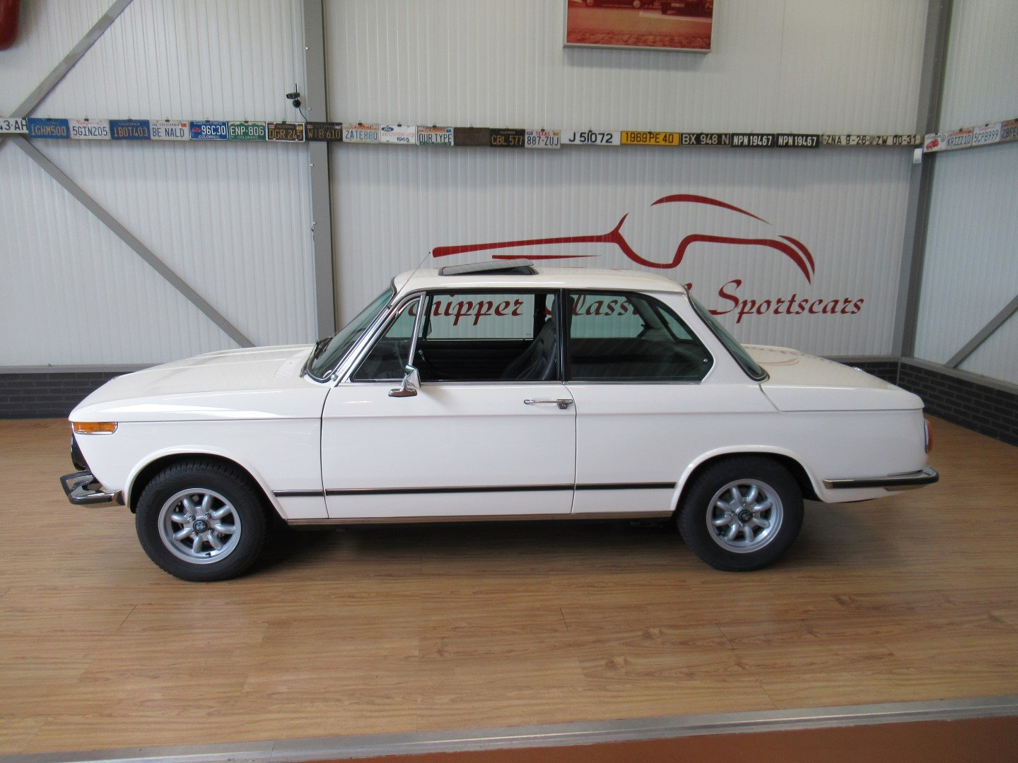 BMW 1502 with 2.0L engine For Sale (picture 2 of 6)