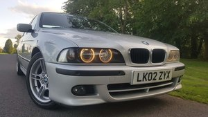 2002 BMW 5 series 525i sport auto 4dr saloon For Sale