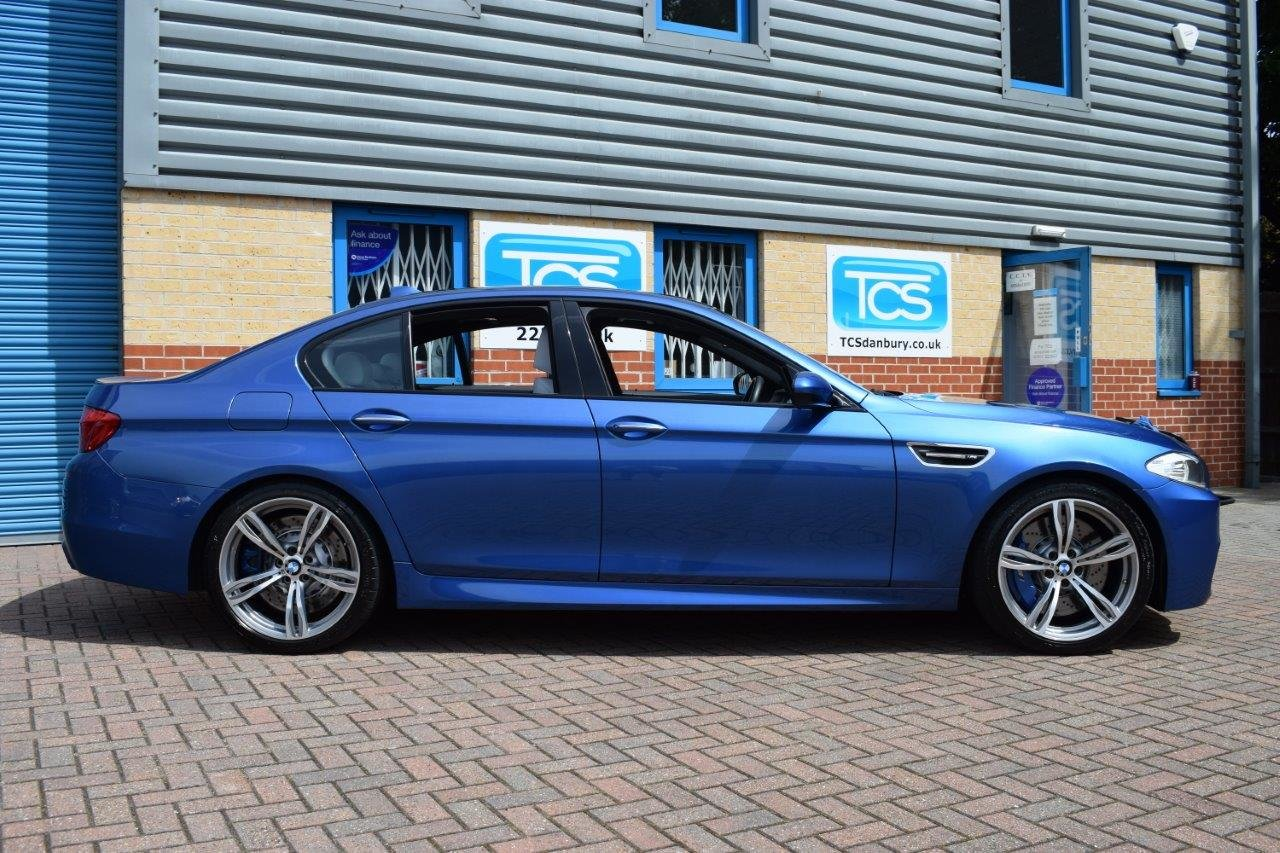 2013 BMW M5 Saloon 560BHP 4.4i V8 Twin-Turbo DCT7 For Sale (picture 3 of 6)