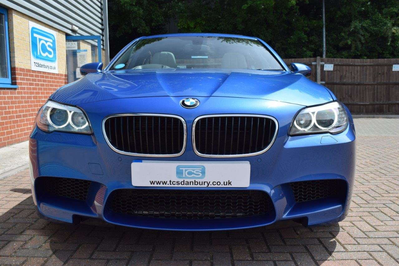 2013 BMW M5 Saloon 560BHP 4.4i V8 Twin-Turbo DCT7 For Sale (picture 4 of 6)