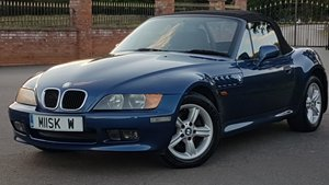 1999 Z3 roadster low mileage 66k mint fsh For Sale