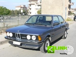 1981 BMW 320 Coupè unico proprietario For Sale
