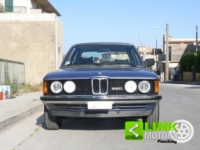 1981 BMW 320 Coupè unico proprietario For Sale (picture 2 of 6)