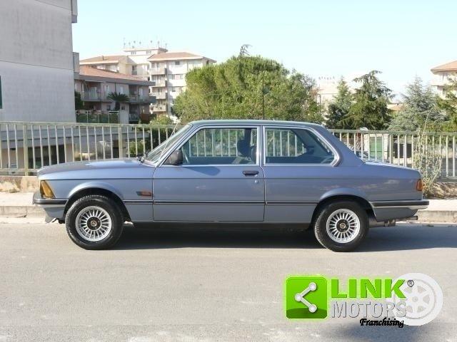 1981 BMW 320 Coupè unico proprietario For Sale (picture 4 of 6)