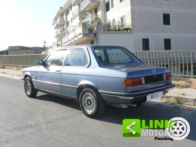1981 BMW 320 Coupè unico proprietario For Sale (picture 5 of 6)