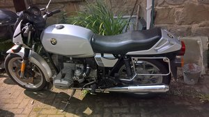 1984 Bmw r65 Ls For Sale