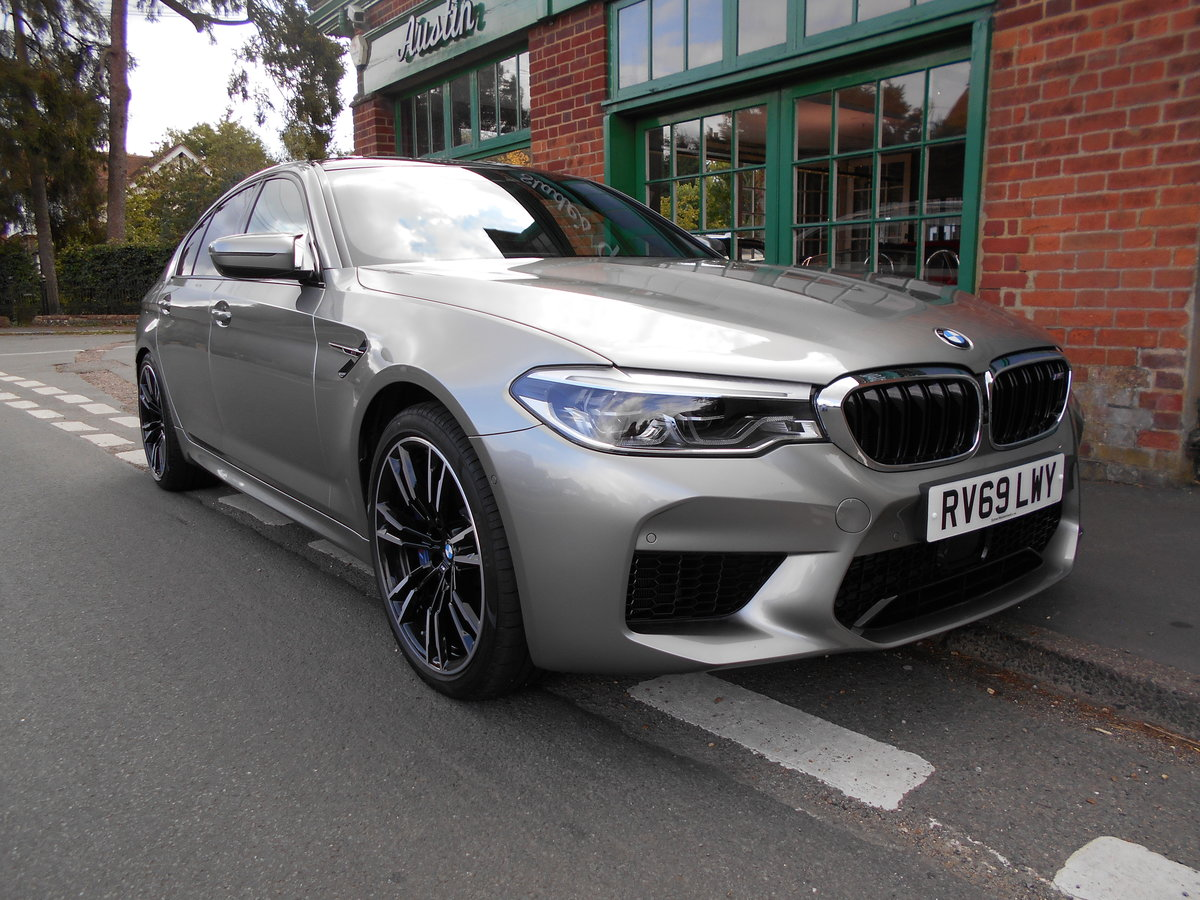 2019 BMW M5 Saloon DCT  SOLD (picture 2 of 6)