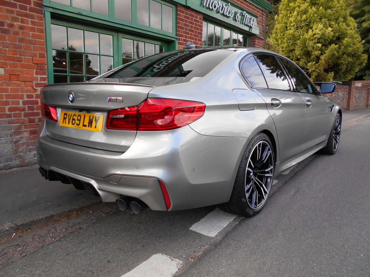 2019 BMW M5 Saloon DCT  SOLD (picture 3 of 6)