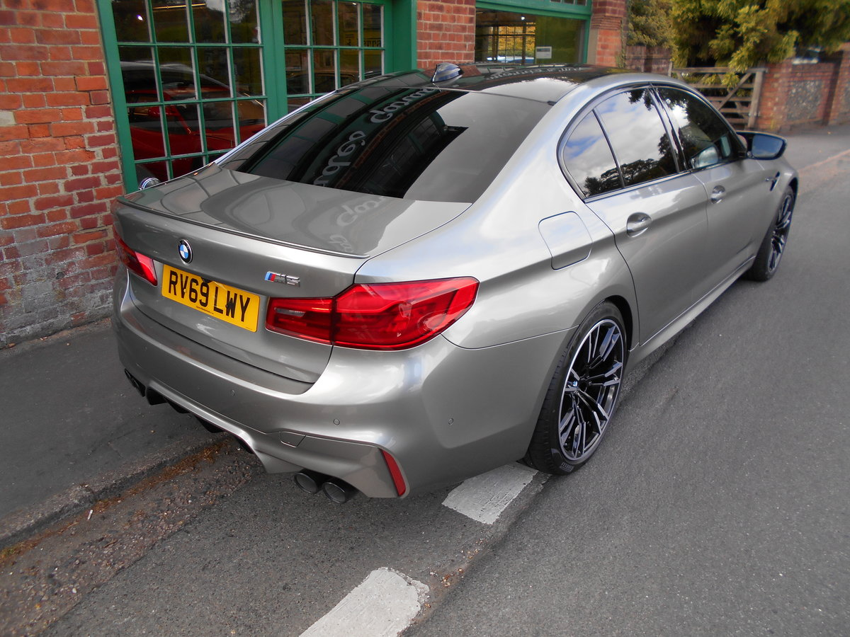 2019 BMW M5 Saloon DCT  SOLD (picture 6 of 6)