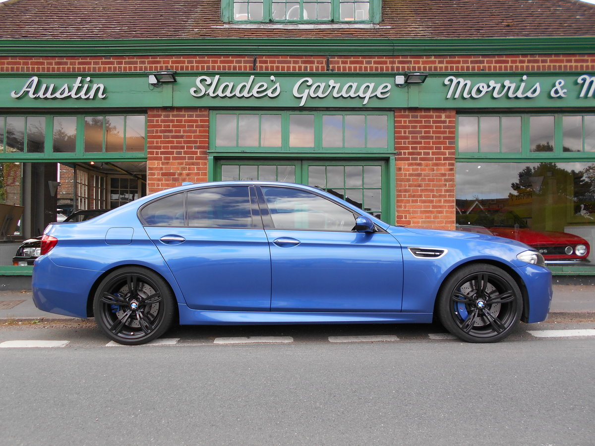 2016 BMW M5 Saloon DCT  For Sale (picture 1 of 5)