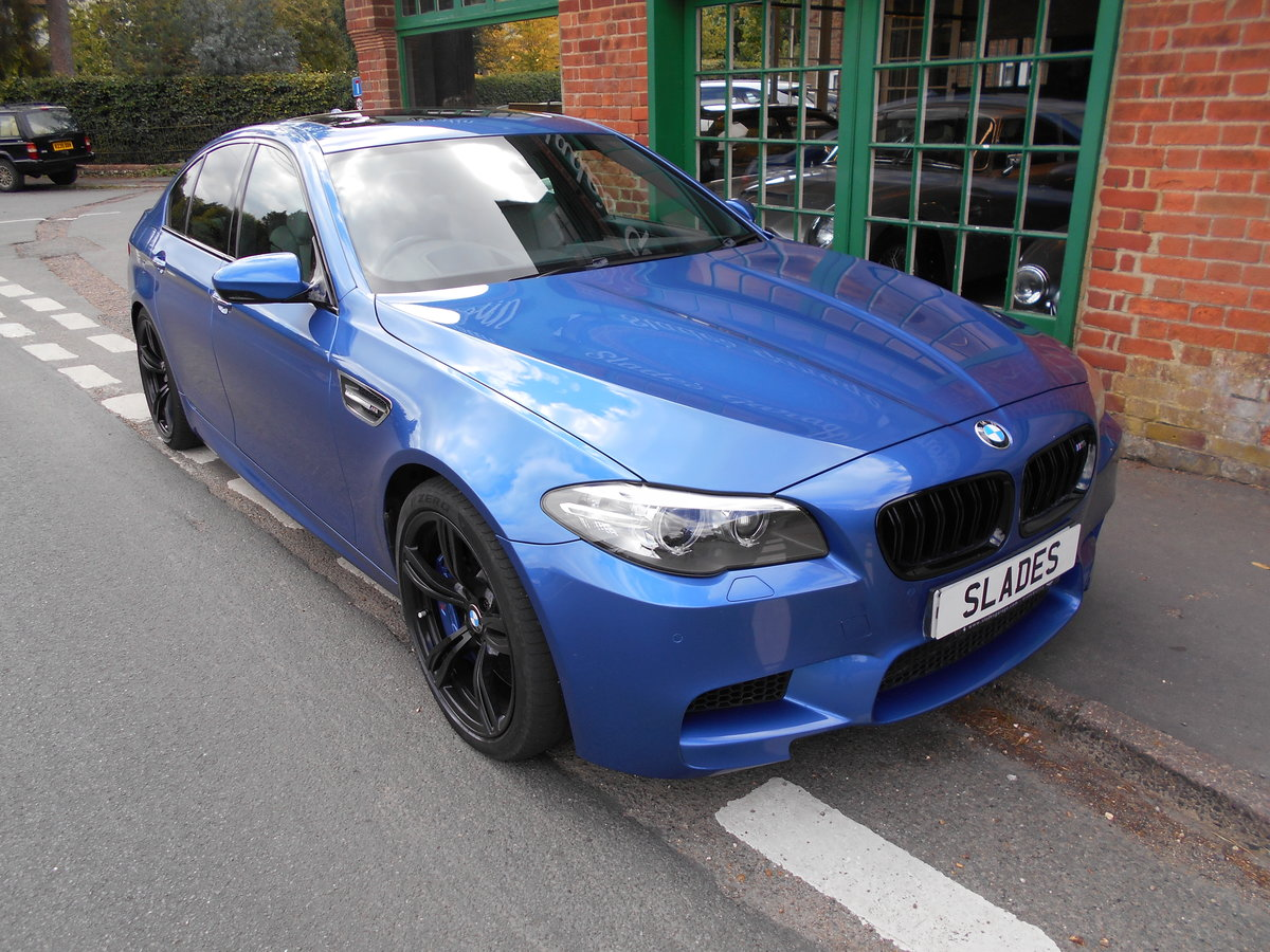2016 BMW M5 Saloon DCT  For Sale (picture 2 of 5)