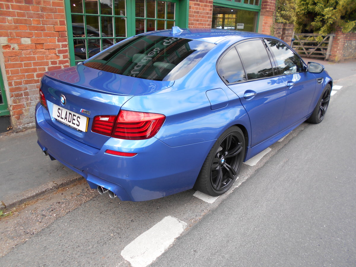 2016 BMW M5 Saloon DCT  For Sale (picture 3 of 5)