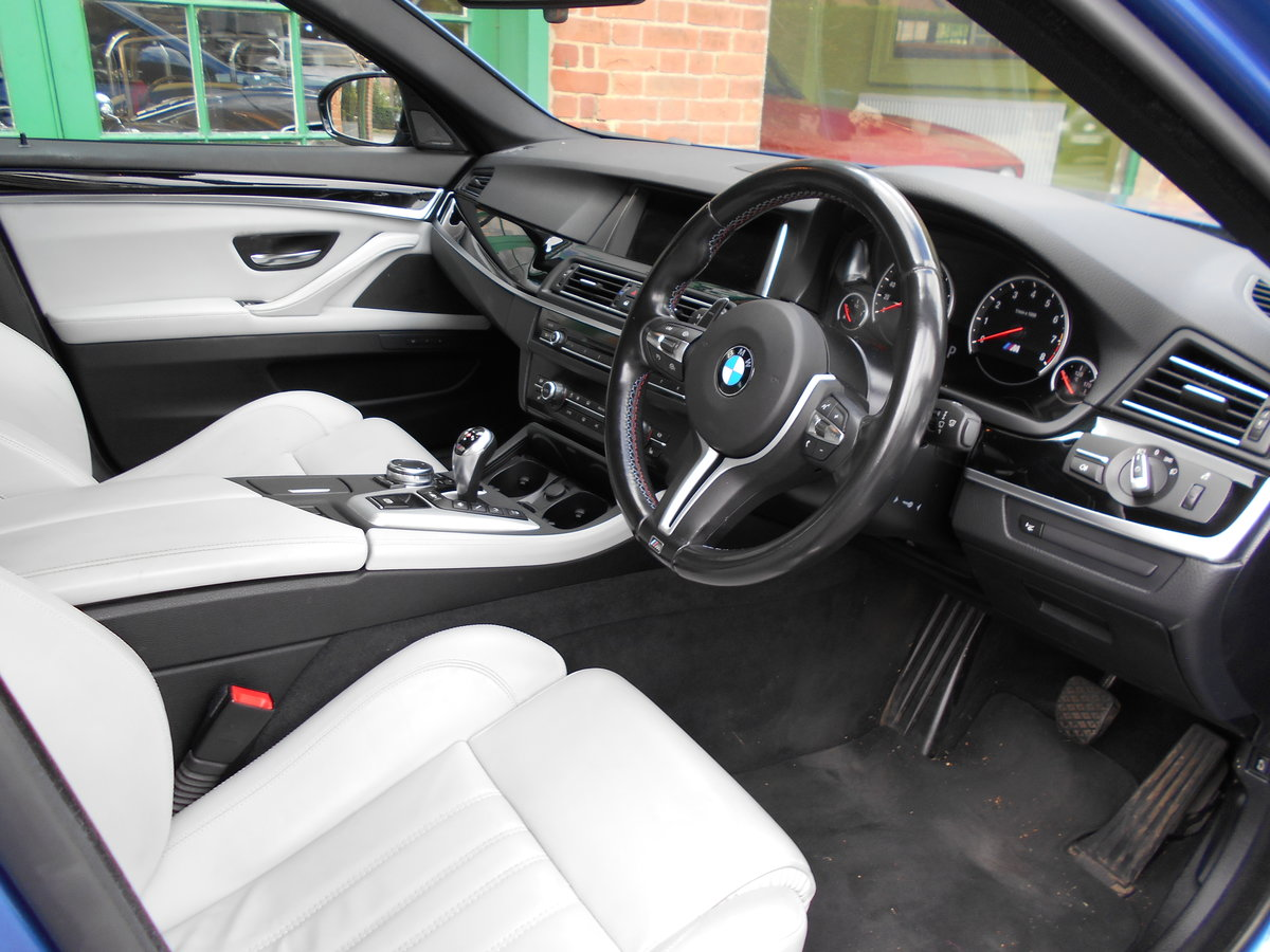2016 BMW M5 Saloon DCT  For Sale (picture 4 of 5)