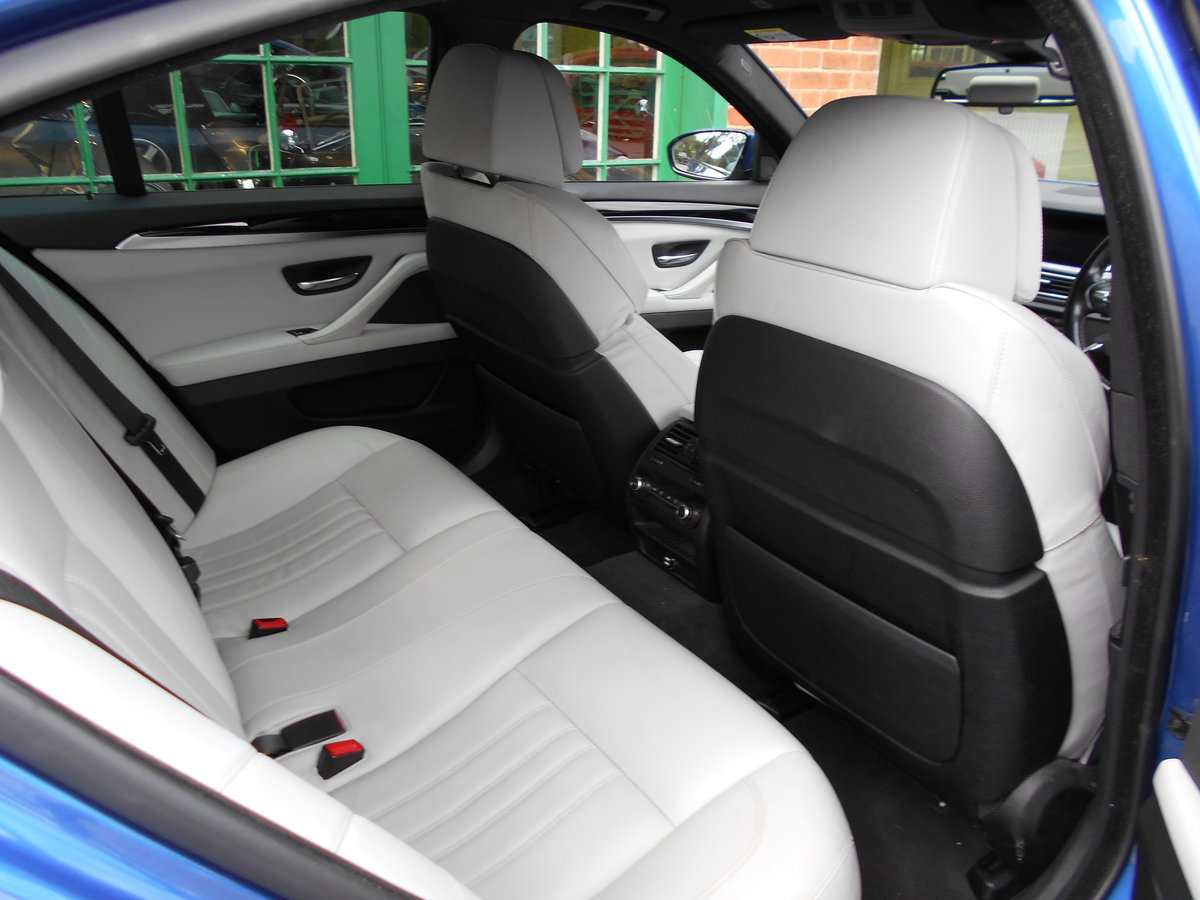 2016 BMW M5 Saloon DCT  For Sale (picture 5 of 5)