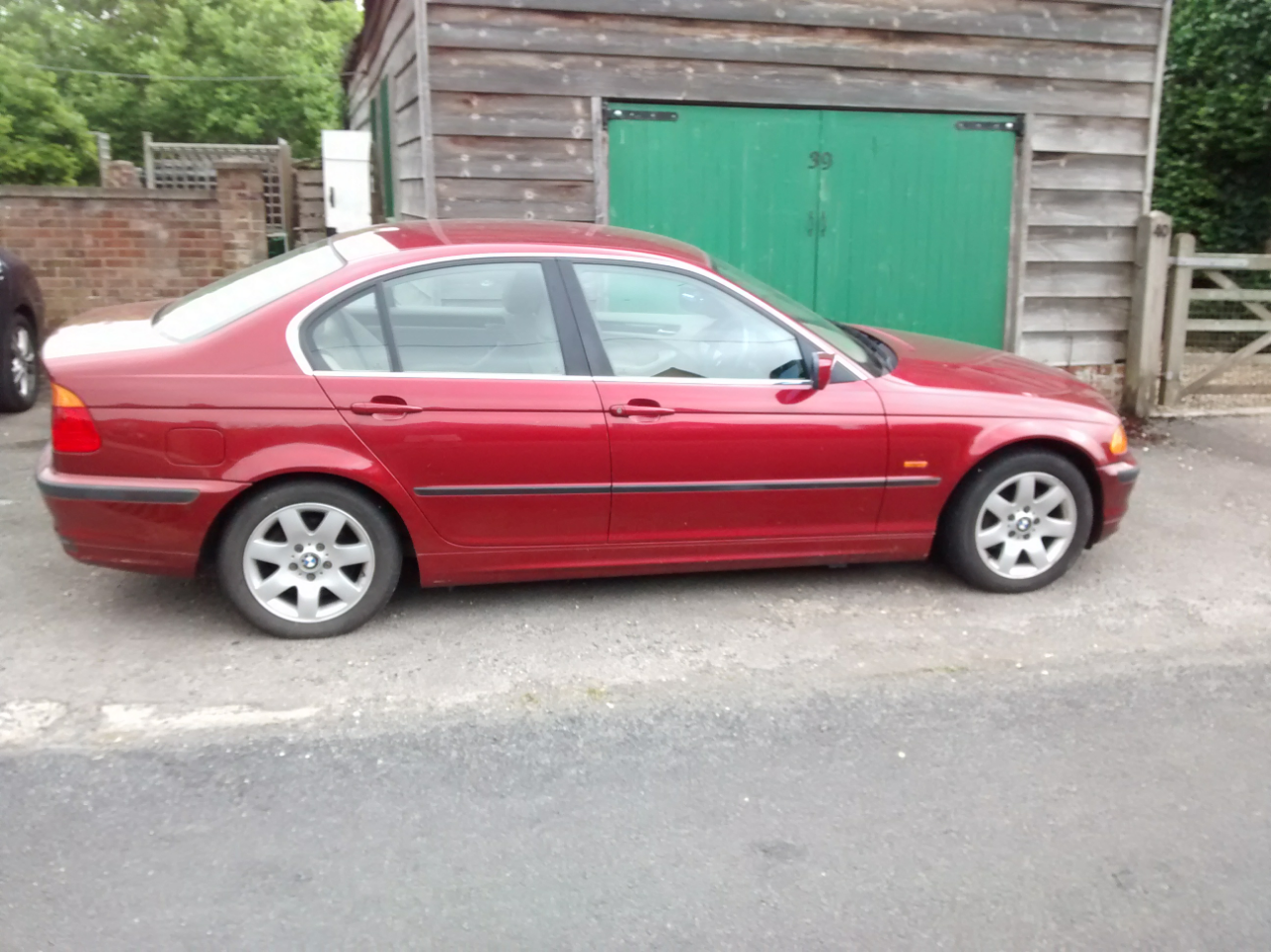 1999 BMW 323i Low mileage Excellent condition For Sale (picture 1 of 6)
