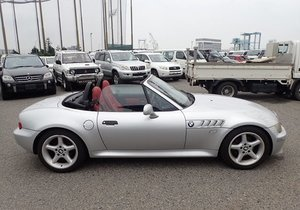 2002 BMW Z3 2.2 JAPANESE IMPORT ON ITS WAY NOW - LOVELY CONDITION