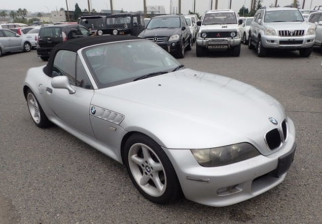 2002 BMW Z3 2.2 JAPANESE IMPORT ON ITS WAY NOW - LOVELY CONDITION For Sale (picture 2 of 6)