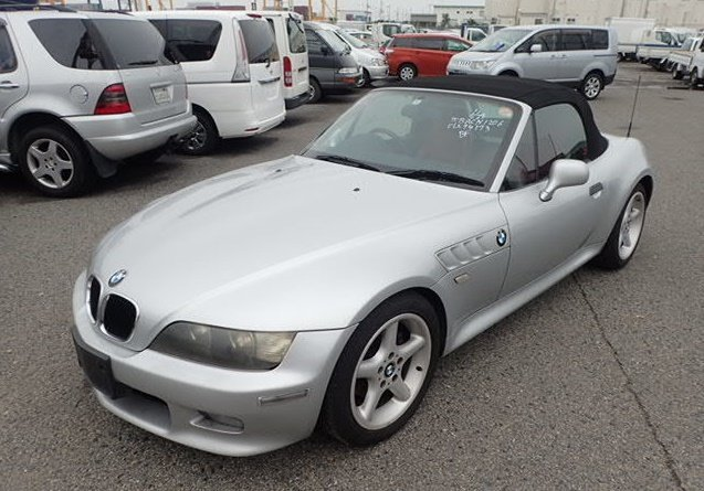 2002 BMW Z3 2.2 JAPANESE IMPORT ON ITS WAY NOW - LOVELY CONDITION For Sale (picture 3 of 6)