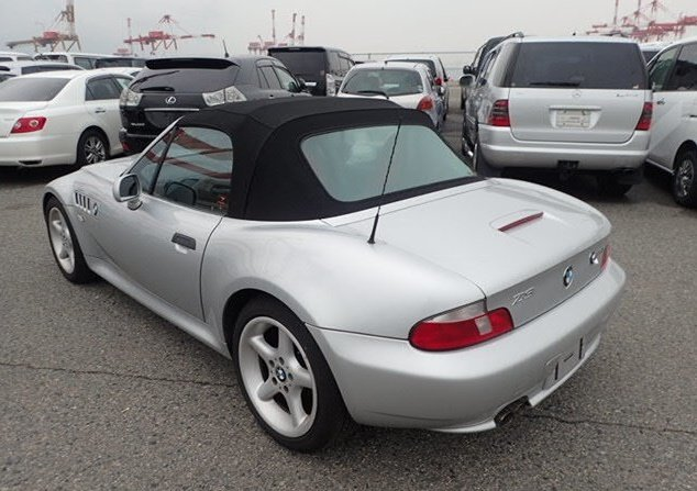 2002 BMW Z3 2.2 JAPANESE IMPORT ON ITS WAY NOW - LOVELY CONDITION For Sale (picture 4 of 6)