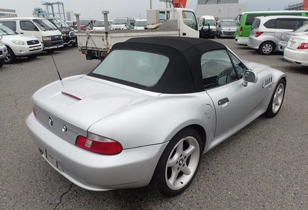 2002 BMW Z3 2.2 JAPANESE IMPORT ON ITS WAY NOW - LOVELY CONDITION For Sale (picture 5 of 6)