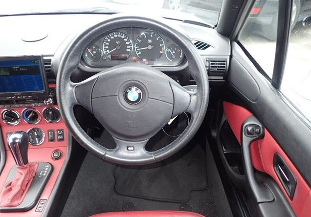 2002 BMW Z3 2.2 JAPANESE IMPORT ON ITS WAY NOW - LOVELY CONDITION For Sale (picture 6 of 6)