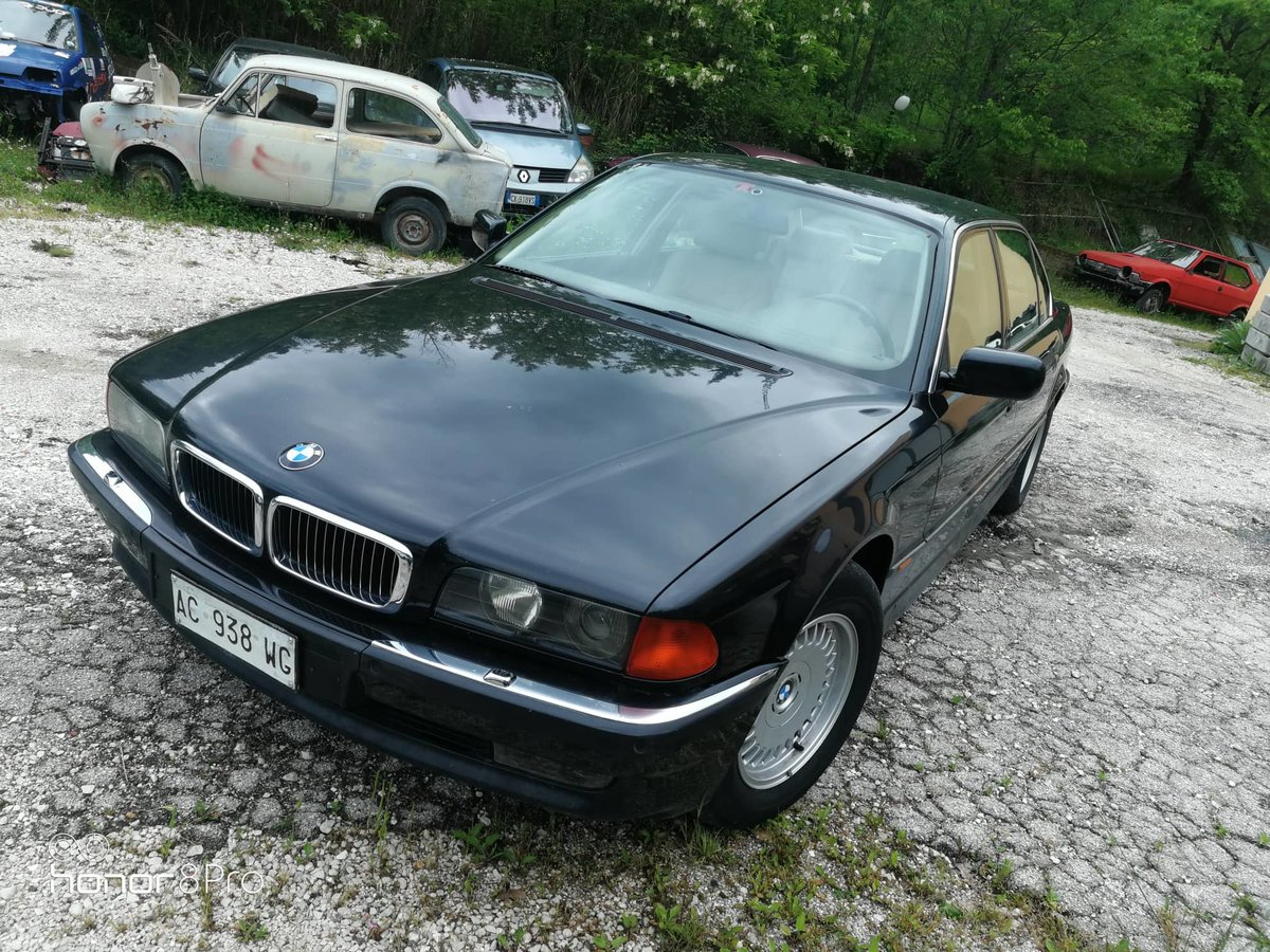 1995 Bmw 750 il For Sale (picture 1 of 6)
