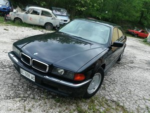 1995 Bmw 750 il For Sale