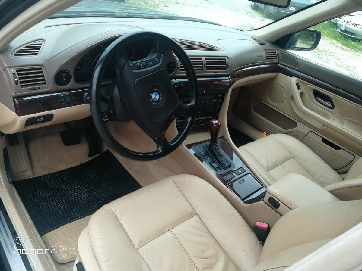 1995 Bmw 750 il For Sale (picture 3 of 6)
