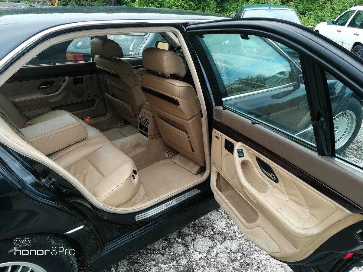 1995 Bmw 750 il For Sale (picture 4 of 6)