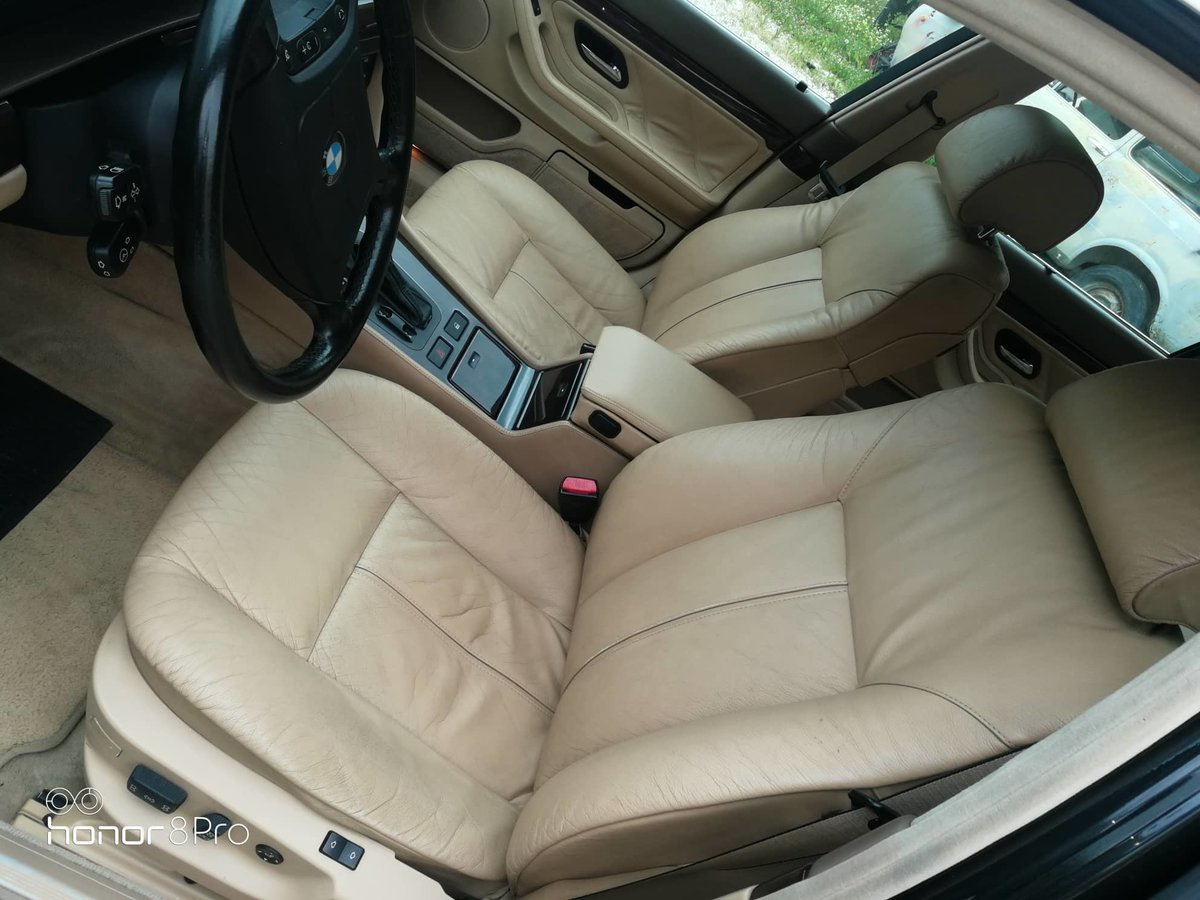 1995 Bmw 750 il For Sale (picture 5 of 6)