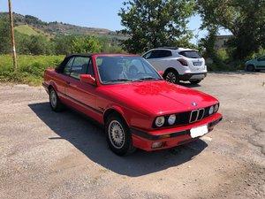 1992 Bmw 318i cabrio e30 For Sale