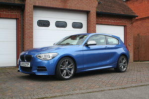2013 BMW M135i - very well specified with low mileage