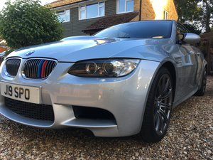 2008 BMW M3 Cabriolet Beautiful example