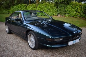 1996 BMW 840Ci Coupe Automatic 282bhp 4.4i V8 For Sale