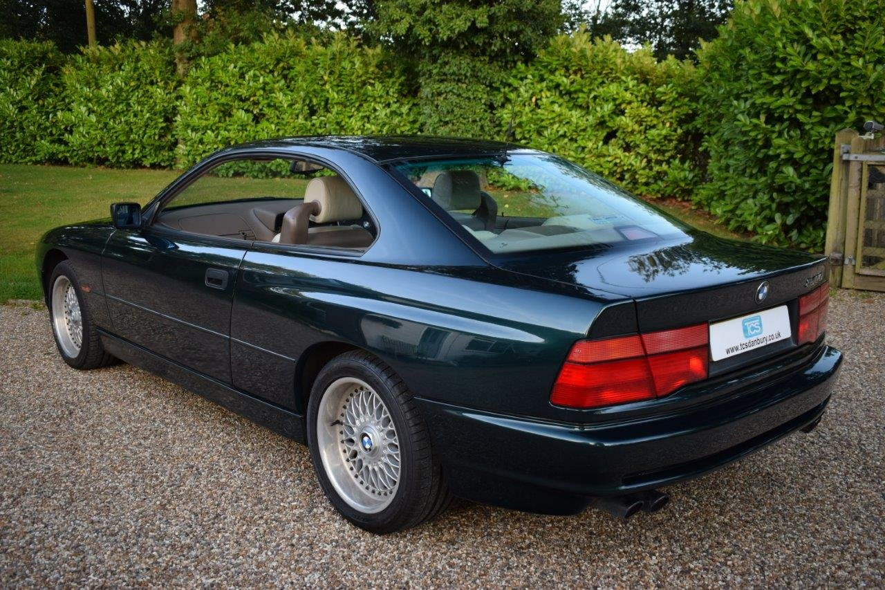 1996 BMW 840Ci Coupe Automatic 282bhp 4.4i V8 For Sale (picture 2 of 6)