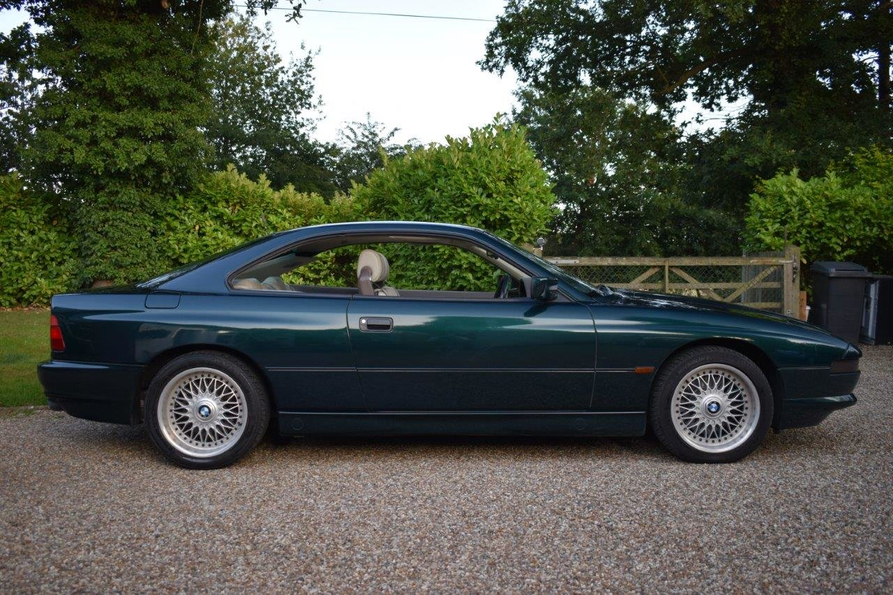 1996 BMW 840Ci Coupe Automatic 282bhp 4.4i V8 For Sale (picture 3 of 6)