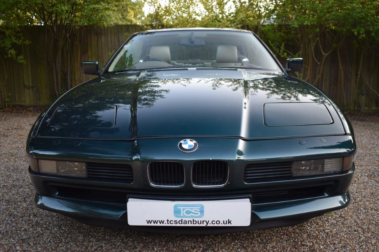 1996 BMW 840Ci Coupe Automatic 282bhp 4.4i V8 For Sale (picture 4 of 6)