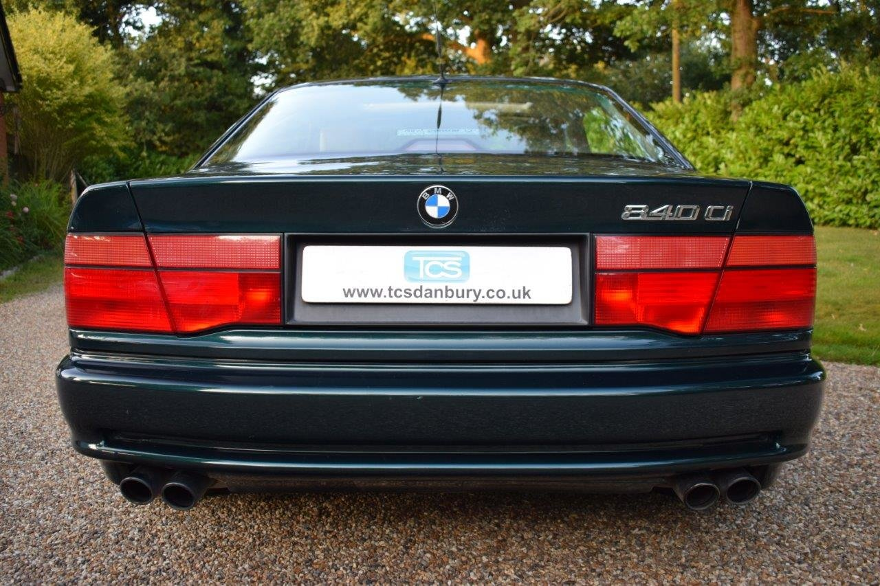1996 BMW 840Ci Coupe Automatic 282bhp 4.4i V8 For Sale (picture 5 of 6)
