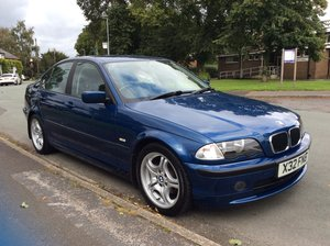 2001 BMW 318i SE Saloon in excellent condition For Sale