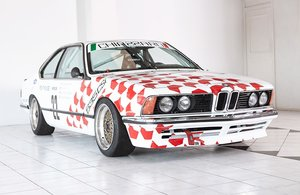 BMW 635 CSi E24 GROUP A