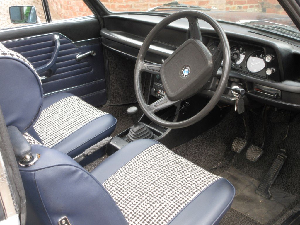 1973 BMW 2002 BAUR CONVERTIBLE For Sale (picture 6 of 6)