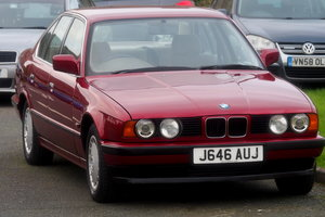1991 BMW 520i For Sale