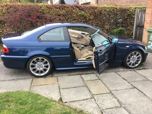 2003 BMW 330CI 6 speed manual gearbox SOLD