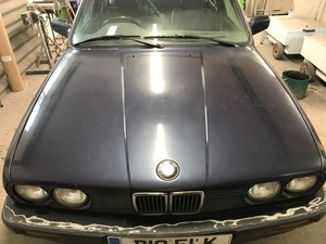 1988 BMW 325ix  E30  4x4, RHD. For Sale