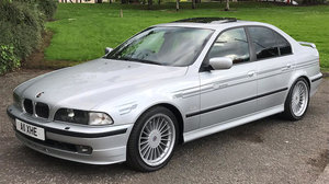 2000 BMW ALPINA B10 4.6-LITRE V8 SALOON  For Sale by Auction