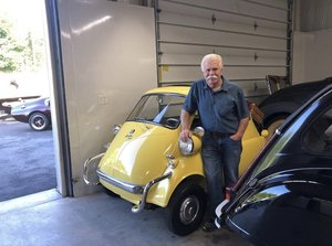 1958 BMW Isetta ex Wayne Carinni show winning  For Sale