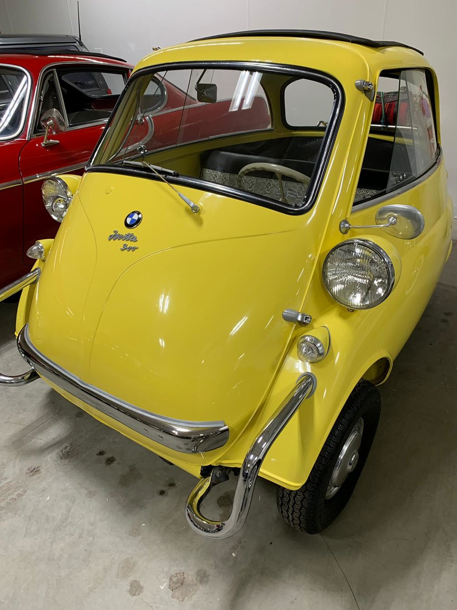 1958 BMW Isetta ex Wayne Carinni show winning  SOLD (picture 2 of 6)