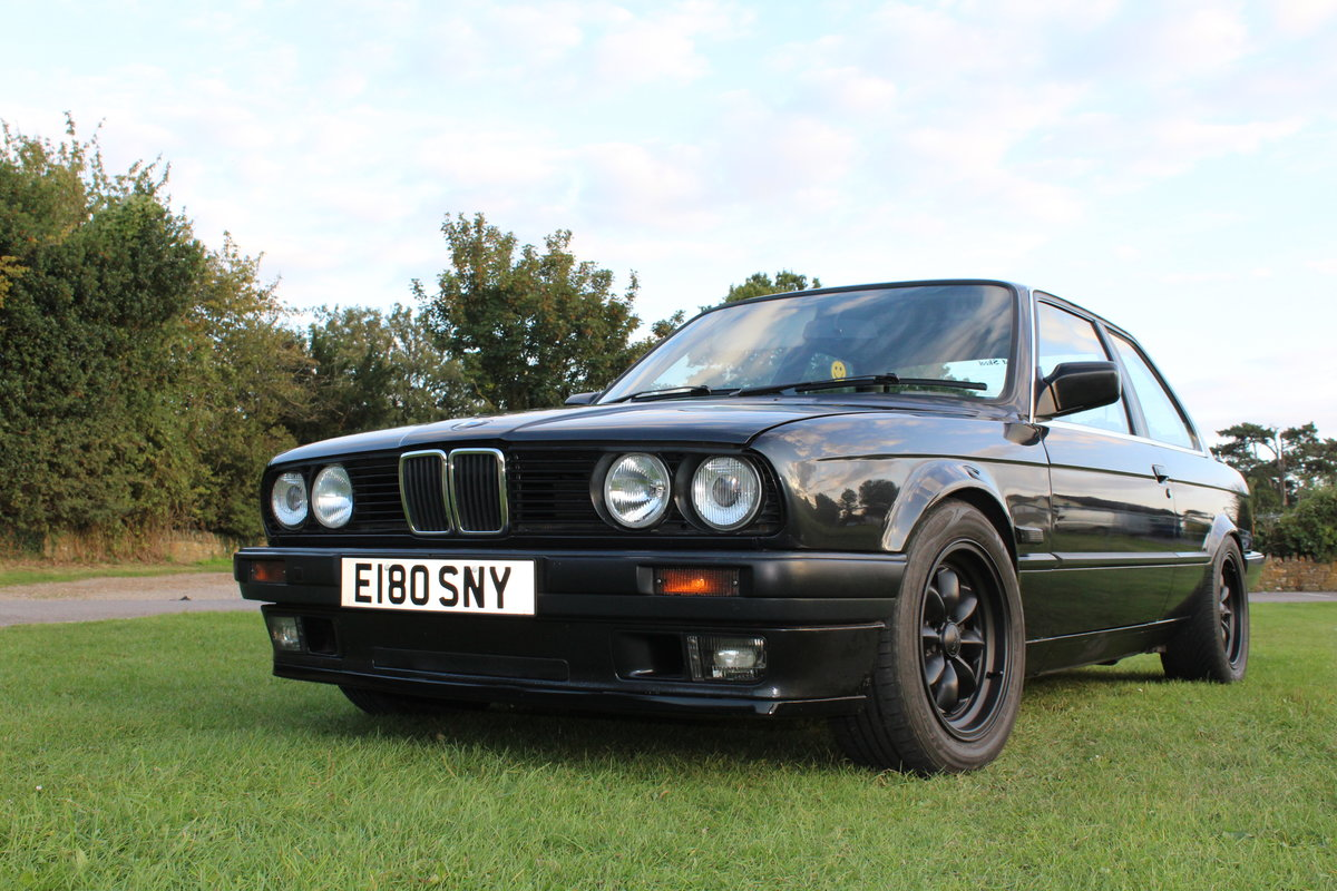 1988 BMW E30 316 1.8 Manual SOLD (picture 1 of 6)