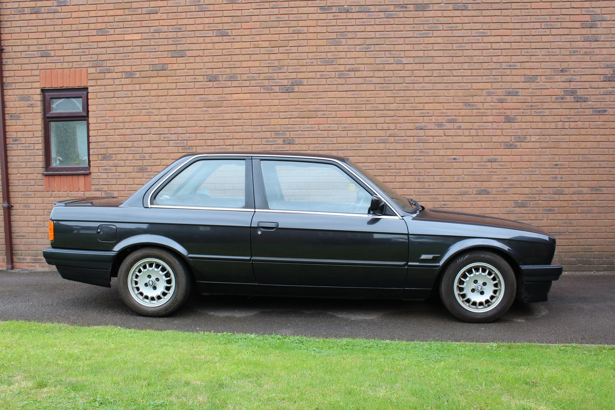 1988 BMW E30 316 1.8 Manual SOLD (picture 3 of 6)